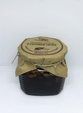 Ореховое ассорти в сосновом сиропе 350г