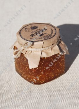 Варенье «Экосбор» из инжира 250мл/320гр