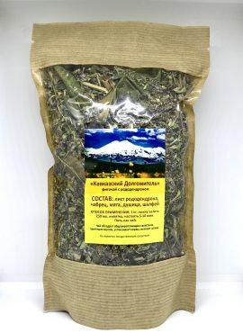 Травяной фиточай «Кавказский долгожитель» с Рододендроном 100г